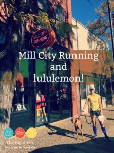 Fitness Fashion: Mill City Running and Lululemon!