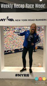 Weekly Recap: The Week of the New York City Marathon