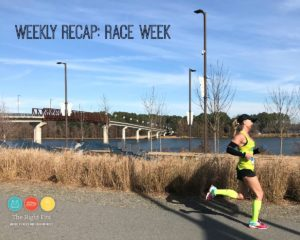 Weekly Recap: Race Week!