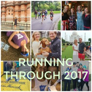 Fitting Remarks: Running Through 2017