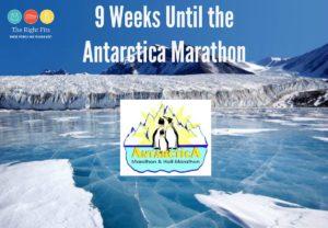 Weekly Recap: 9 Weeks Until the Antarctica Marathon