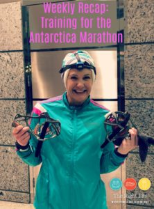 Weekly Recap: Training for the Antarctica Marathon