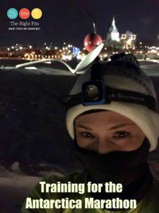 Weekly Recap: 6 Weeks Until the Antarctica Marathon