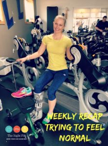 Weekly Recap: Scooting Right Along…