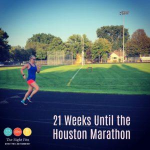 Weekly Recap: 21 Weeks Until the Houston Marathon