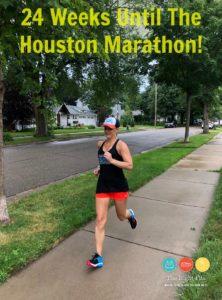 Weekly Recap: 24 Weeks Until the Houston Marathon
