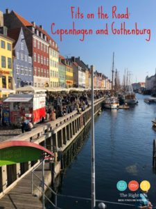 Fits on the Road: Copenhagen & Gothenburg