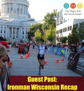 Guest Post: My First Ironman by Paige