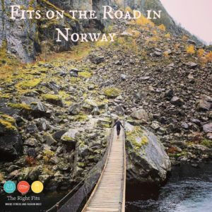 Fits on the Road in Norway: Lofthus and Solstrand