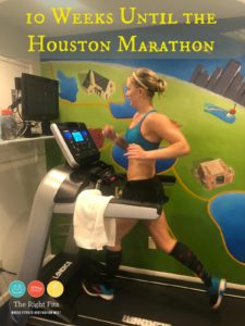 Weekly Recap: 10 Weeks Until the Houston Marathon