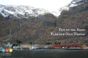 Fits on the Road in Flåm and Oslo, Norway