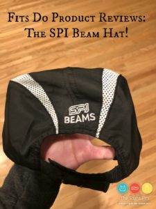 Fits Do Product Reviews: The SPIBeams LED Hat