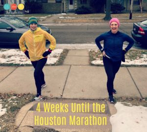 Weekly Recap: 4 Weeks Until the Houston Marathon