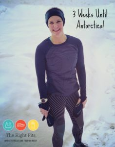 Weekly Recap: 3 Weeks Until the Antarctica Marathon
